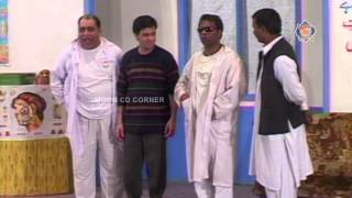 Best of Tariq Teddy Pakistani Stage Drama Full Funny Clip