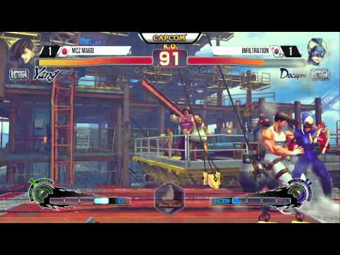 USFIV: MCZ Mago vs Infiltration - TGS 2015 Top 8 - CPT 2015