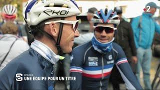 Cyclisme : Une équipe pour un titre