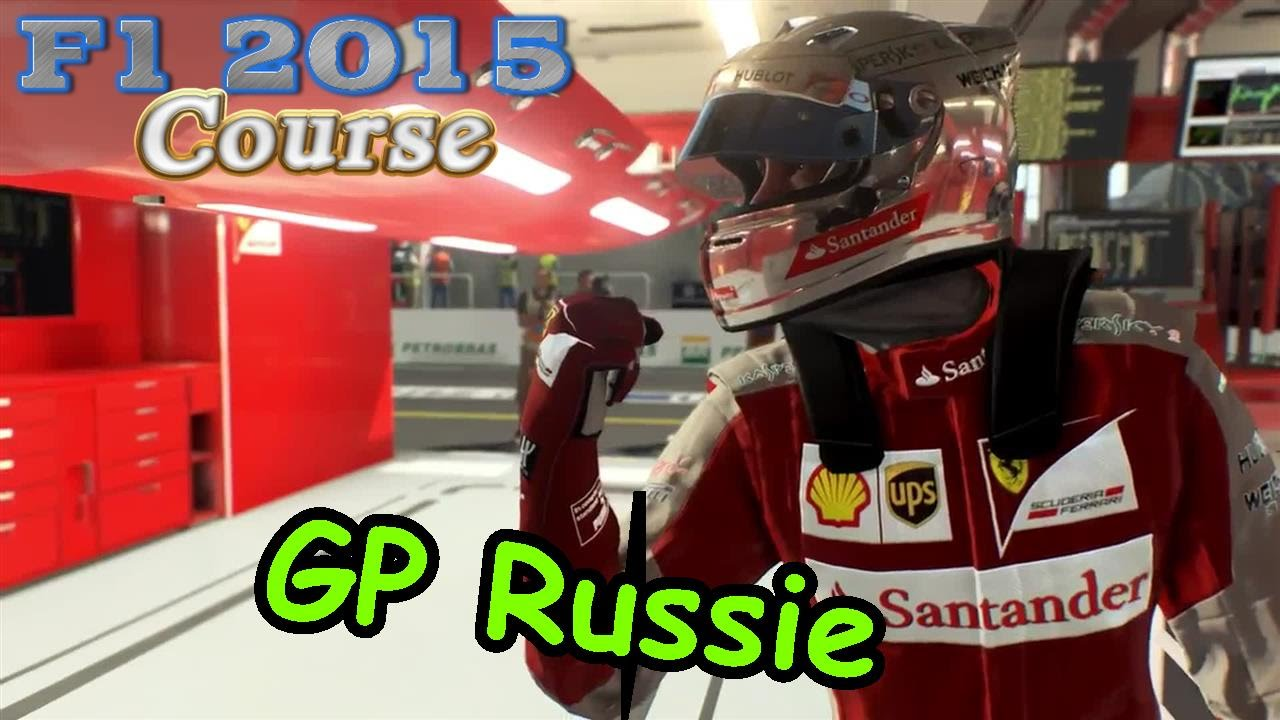 formule 1 2015 grand prix de russie course youtube. Black Bedroom Furniture Sets. Home Design Ideas
