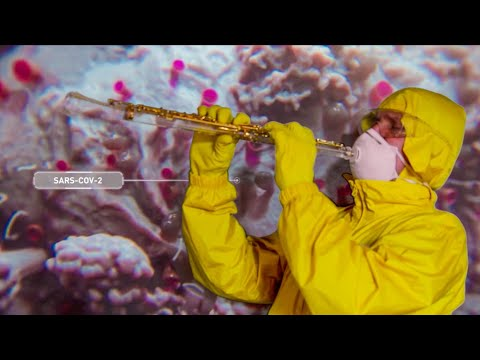 No Time To Die - Billie Eilish Oboe Cover COVID 19 James Bond 007