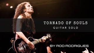 Tornado of Souls - Megadeth by Rod Rodrigues