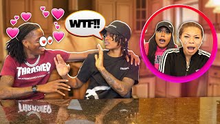 I Have a CRUSH on JAZZ PRANK FT Jazz And Tae!!!