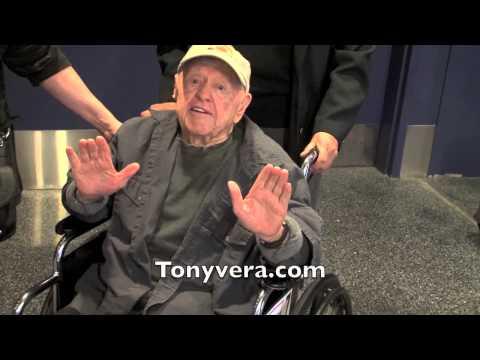 RIP mickey Rooney last videotape   at LAX