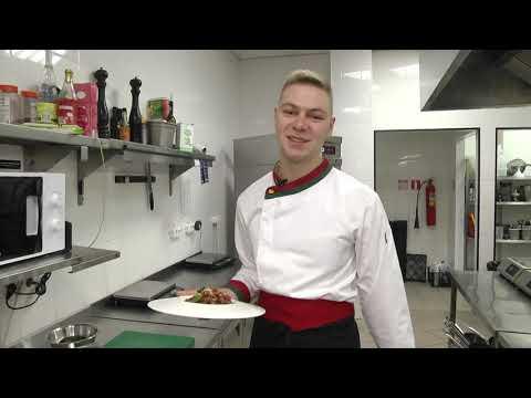 2019-10-19 г. Брест. Международный День повара:кафе «Carpediem».Новости на Буг-ТВ. #бугтв