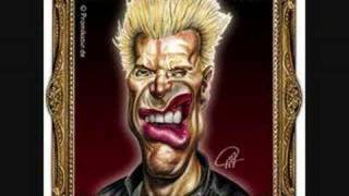 Watch Billy Idol Romeos Waiting video