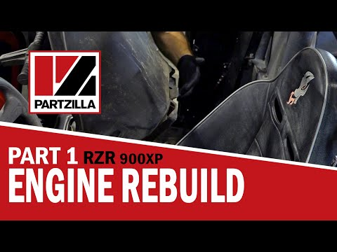 Polaris RZR Seat Removal & Fluid Drain   Part 1 in Series   Partzilla.com
