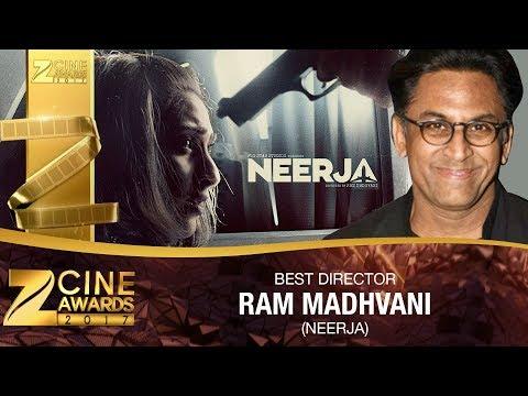 Ram Madhvani For Neerja   Best Director   Zee Cine Awards 2017