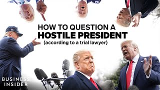 Lawyer Tactics That White House Press Can Learn From