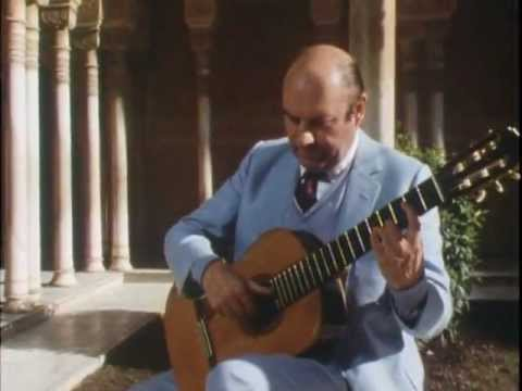 Julian Bream | Recuerdos de la Alhambra | Francisco Tárrega