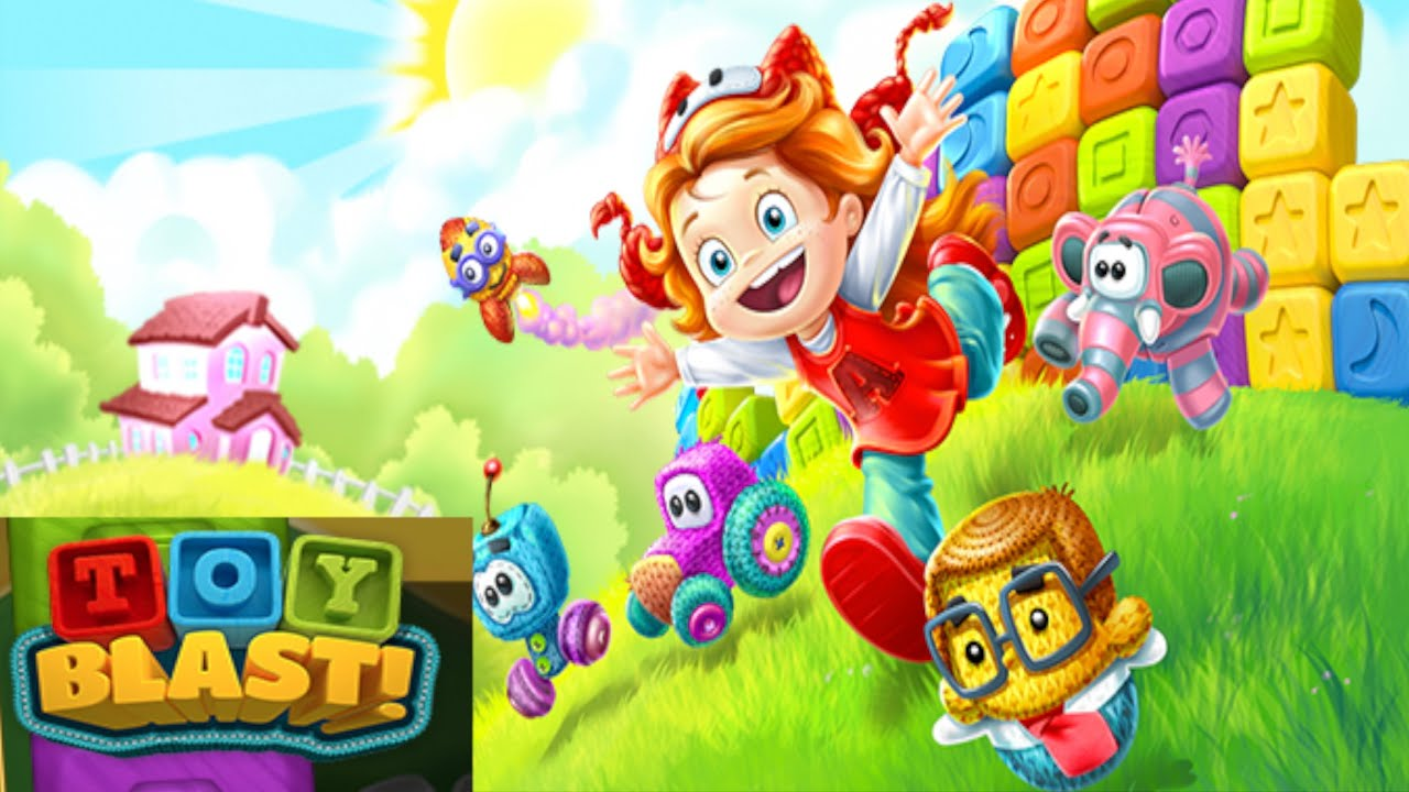 Toy Blast Game By Peak : Toy blast by peak games ios android youtube