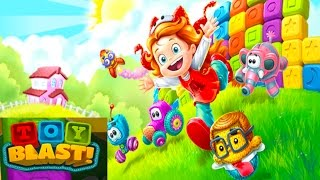Toy Blast- By Peak Games - IOS/Android