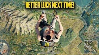 Better Luck Next Time! (Game Fails #218)