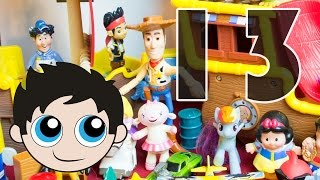 Episode 13: Jake and the Neverland Pirates Edition - Jake,Pirate,Penguin,Sword,Rainbow Dash!