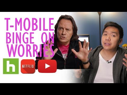 T-Mobile Binge On Worries