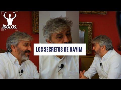 Nayim, el primer jugador español que jugó en la Premier inglesa, repasa su carrera con 'Ídolos'