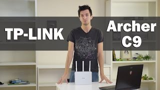 tP-LINK Archer C9: обзор маршрутизатора