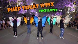 PHÉP THUẬT WINX Enchantix Remix - Ánh Mắt Ta Chạm Nhau | KIONX DANCE TEAM | SPX ENTERTAINMENT