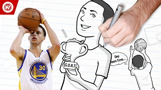 Steph Curry: Draw My Life