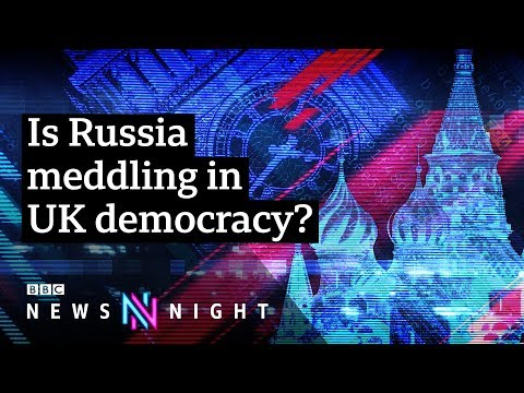 UK Election 2019: How likely is Russian interference? - BBC