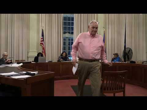 The Hartford Police Civilian Review Board addresses issues at their January 24, 2018 meeting