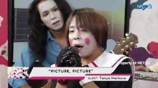 TANYA MARKOVA NET25 LETTERS AND MUSIC Guesting - EAGLE ROCK AND RHYTHM