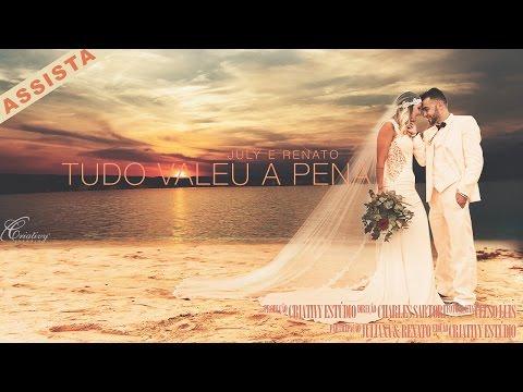 Emocionante Casamento na Praia | Tudo Valeu a Pena