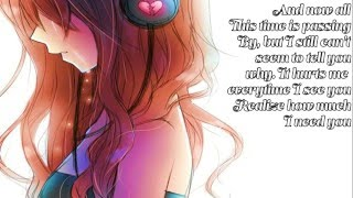 Repeat youtube video Nightcore - I Hate You I Love You (Lyrics) [HD]