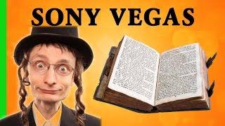 Видео книга в Сони Вегас. Перелистывание страниц в Sony Vegas. Уроки видеомонтажа