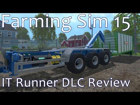 ITRunner DLC Review - Farming Simulator 15