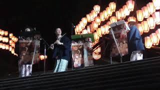 「COLORFUL BOX」と「Animetic Love Letter」 2017年10月「湯涌ぼんぼり祭り」夜の部の演奏です。 少しだけ・・・夢に近づきました!(名言) 動画提供:...