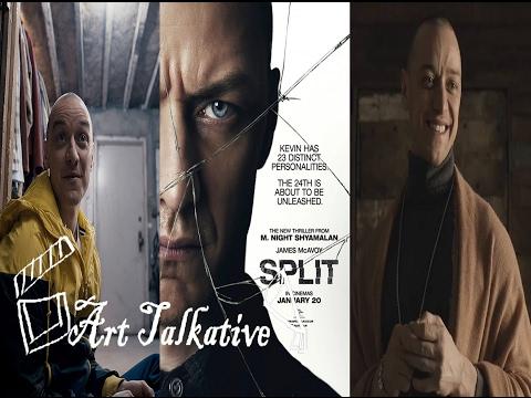 [รีวิวหนัง] Split ไอ้โล้นหลุดโลก  [Art Talkative]