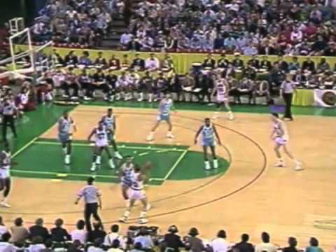 1988 NCAA Elite Eight - North Carolina vs Arizona