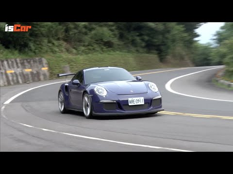 isCar-『統哥怎麼說』Porsche 911 GT3 RS