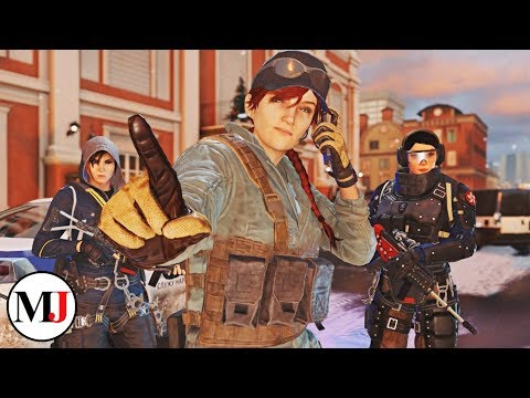 The 18k Kafe Carry: Full Game Friday - Rainbow Six Siege