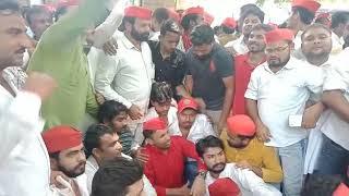 Raja sharma samajwadi party