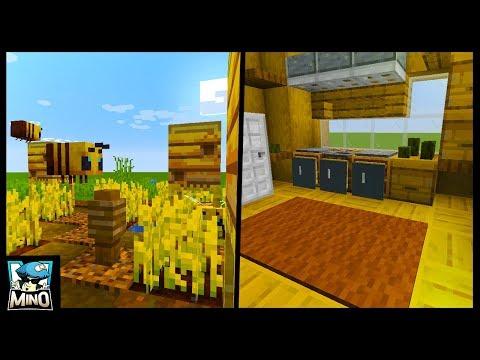 10 Idee E Trucchi Per Arredare [1.15, Snapshot 19w35a] - Minecraft Design ITA [API E MIELE]