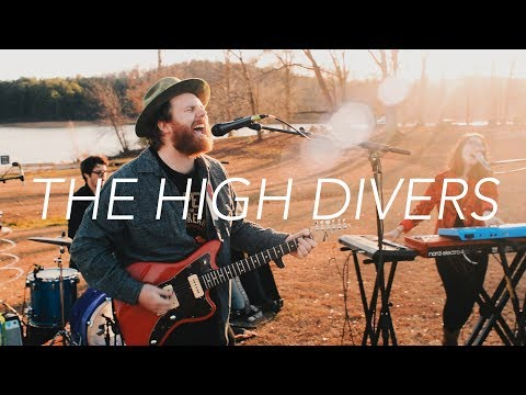The High Divers - Weighing On My Mind \\ WSBF Live Sessions