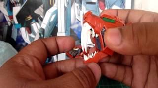 update 1 for my snap build HMM Saber Tiger BT model.