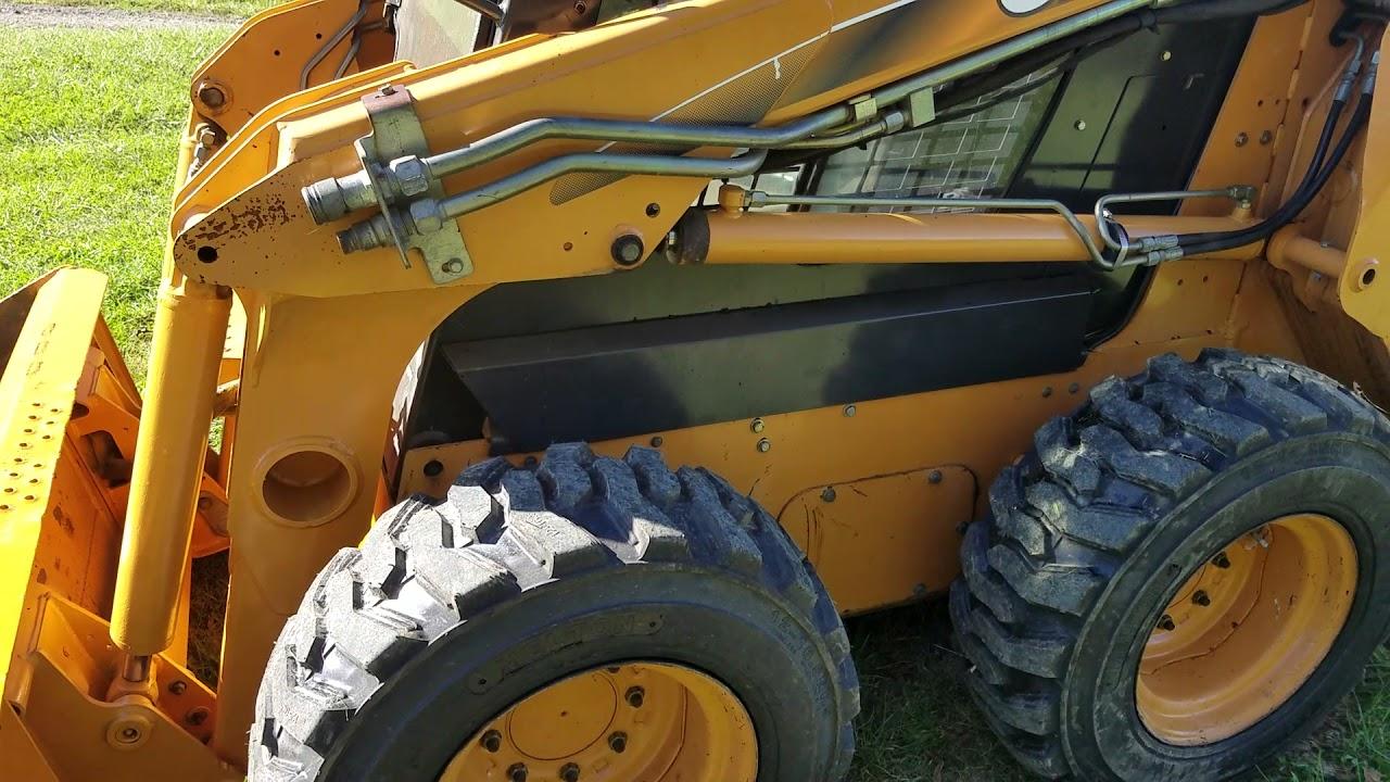 2007 Case 430 High Flow Skid Steer Loader For Sale Walk-Around Inspection  Video!