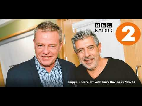 Suggs: Interview with Gary Davies on BBC Radio 2 29/01/18