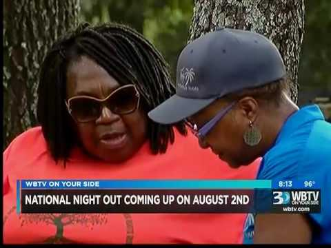 07.26.16:  PM Bounce 1  National Night Out