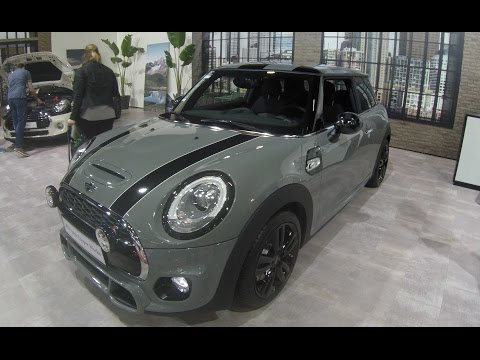 MINI COOPER S COMPILATION 2: JOHN COOPER WORKS URBAN RACER EDITION +  THUNDER GREY ! MODEL 2017 !