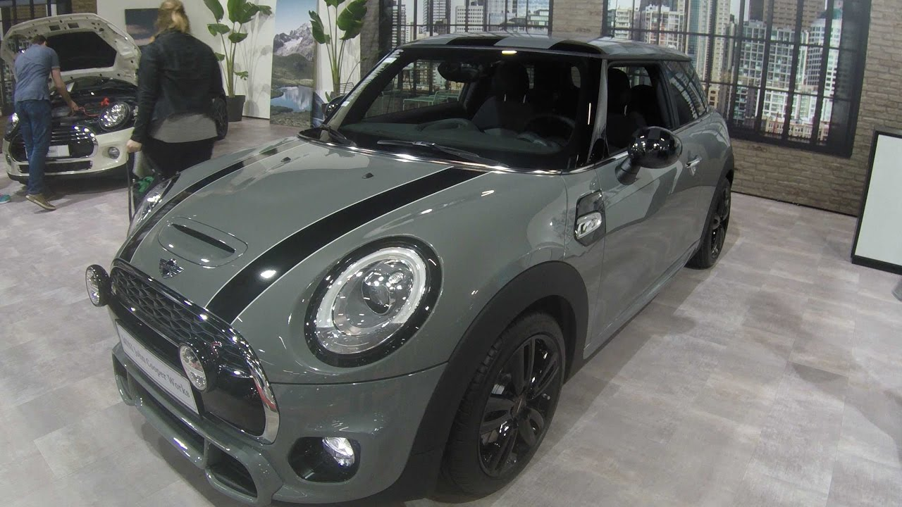 Mini Cooper S Compilation 2 John Cooper Works Urban Racer