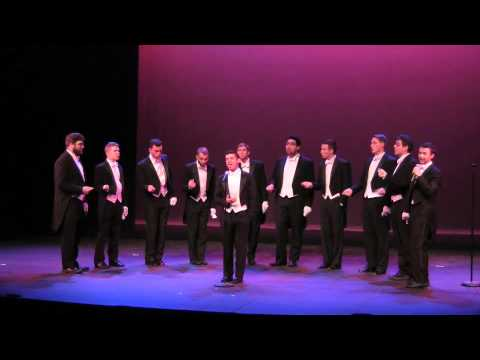Whiffenpoofs at Rochester NY JCC 4 13 14
