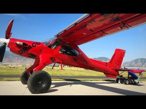 DRACO - The Most Badass Monster Bush Plane EVER!