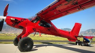 DRACO - The Most Badass Monster Bush Plane EVER!