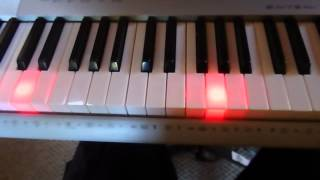 Casio LK-280 SD midi