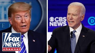 'The Five' slam Biden's newest accusation Trump's trying to 'steal' election