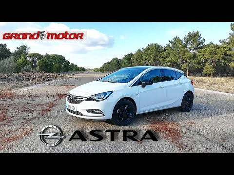 Opel Astra | Prueba / Análisis / Test / Review Español GrandMotor